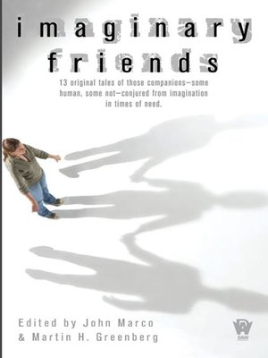 cover image of Imaginary Friends